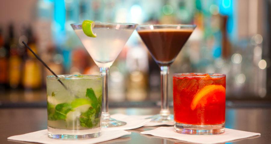 cocktails alcool